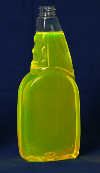 B1807 Trigger bottle  750ml PET